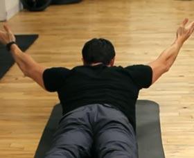ejercicio para mejorar la postura