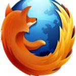 Firefox mas rapido logo