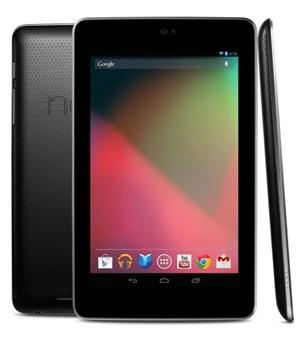 google nexus 7 tableta