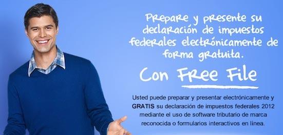hacer los taxes gratis en espanol