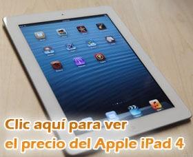 precio del ipad 4 la mejor tableta del 2013