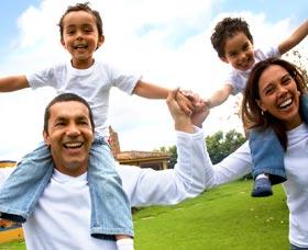 Sacar un Tax ID es una familia feliz