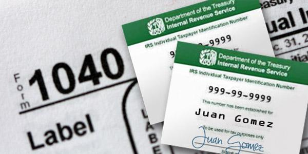 como sacar un tax id obtener itin estados unidos
