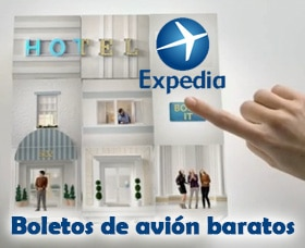 boletos de avion por internet expedia