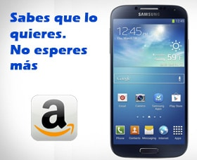 comprar el galaxy s4 en amazon