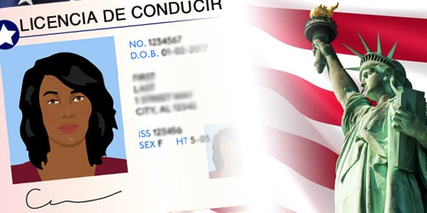 licencias para indocumentados