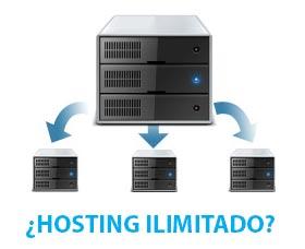 sitios hosting ilimitados sitio web