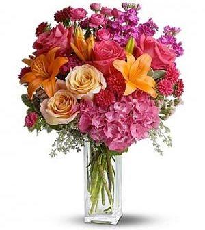 como comprar flores por Internet