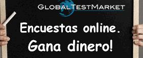 encuestas por internet online global test market