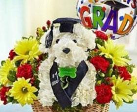 flores para una graduación