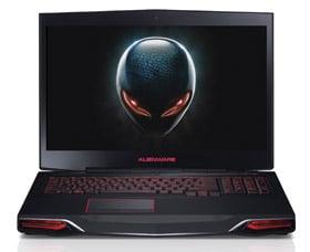 mejor laptop 2013 para juegos alienware m17x