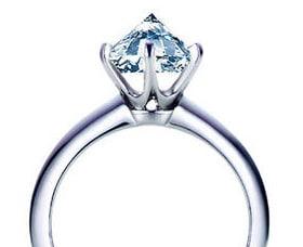 anillo de compromiso precio