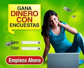 sitio de encuestas gratis gana dinero encuestas remuneradas online