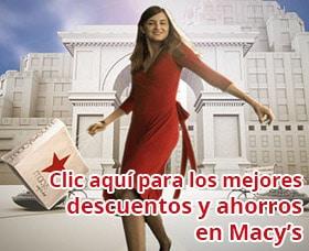 Ofertas de ropa President's Day: Macy's