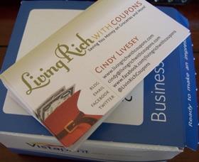 tarjetas de presentacion gratis vistaprint