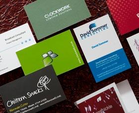 tarjetas de presentación gratis por Internet
