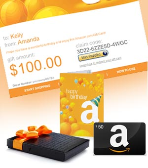 tarjetas de regalo amazon como usar tarjetas de regalo