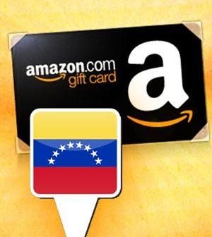 tarjetas de regalo amazon en venezuela como comprar