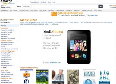 Como Comprar Ebook En Amazon Kindle