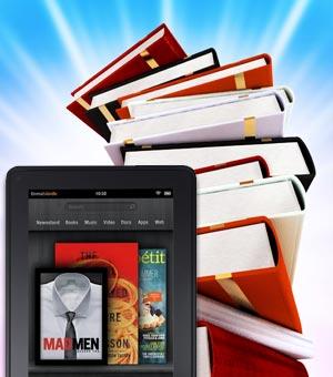 Como leer un libro comprado en amazon en un ebook