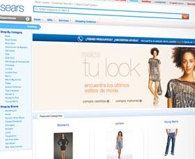 comprar ropa de mujer sears en espanol