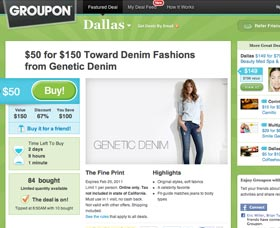comprar ropa para mujeres usando groupon