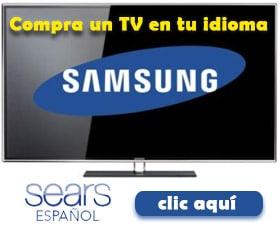 comprar un televisor online por internet sears en espanol