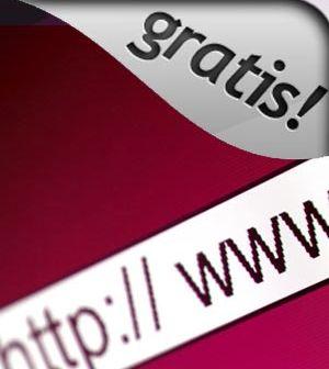 dominios gratis por Internet