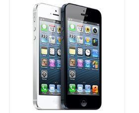 mejor celular 2013 iphone 5