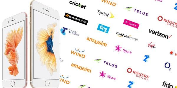 mejor compañía de celulares para un iPhone en Estados Unidos