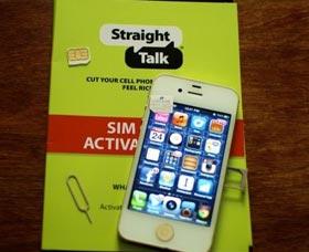 mejor compania de iphone straight talk