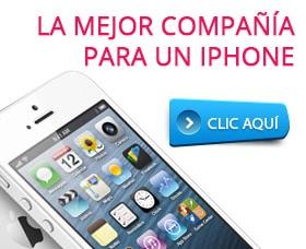 mejor compañía para un iphone