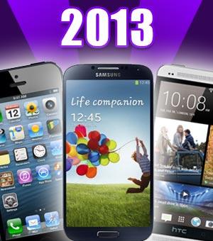 los mejores celulares del 2013