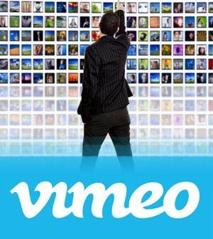 vimeo is used to vimeo