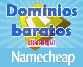 registar un dominio barato namecheap