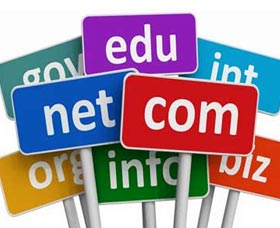 registrar un dominio por Internet domain online