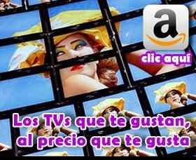 televisores baratos en amazon