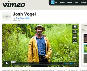 vimeo video site professional bands