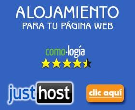 alojamiento hosting de justhost crear una pagina web alojamiento hospedaje