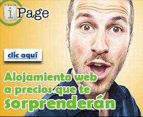alojamiento web a precios que te sorprenderan ipage