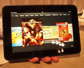 amazon kindle fire hd tabletas mas vendidas en el mercado