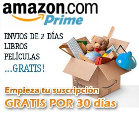 amazon prime gratis por 30 dias prueva amazon prime para que sirve amazon