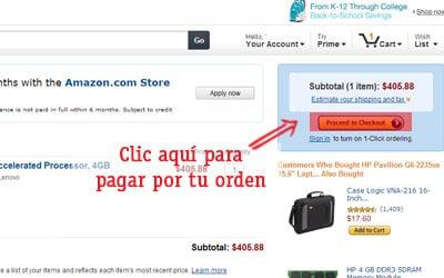 como comprar en amazon fuera de estados unidos pagar por una orden comprar en Amazon fuera de USA