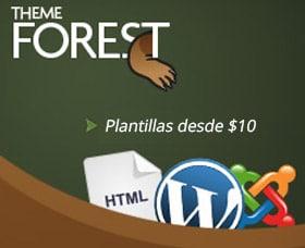 comprar plantillas wordpress premium theme forest desde 10 dolares