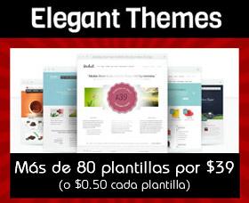 comprar una plantilla wordpress elegant themes