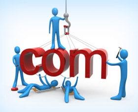construir un sitio web desde cero registrar un dominio y escoger hosting y alojamiento