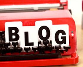 crear un blog wordpress contenido de un blog