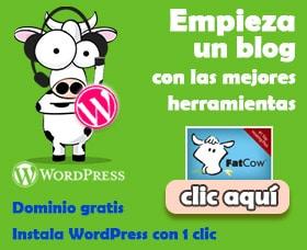 crear un blog wordpress el mejor hosting wordpress