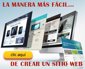 crear un sitio web la manera mas facil simple site