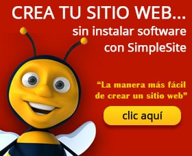 crear un sitio web simple site la manera mas facil de crear un sitio web